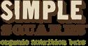simple squares logo