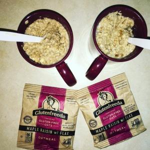 GlutenFreeda instant oats