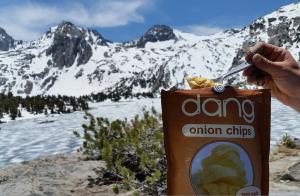 Dang onion chips