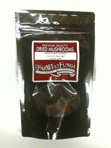 Far West Fungi Shiitake Jerky